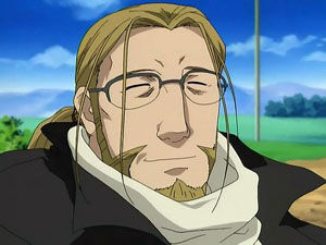 Hohenheim of Light anime