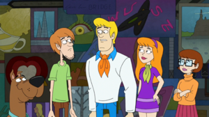 Mystery Inc Be Cool Scooby-Doo!