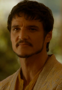 Oberyn Martell the Red Viper