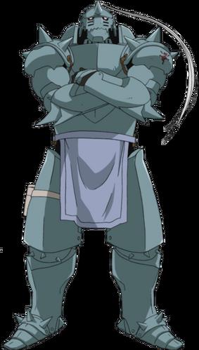 Anime - Armor