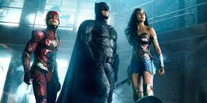 Batman and ww and tf