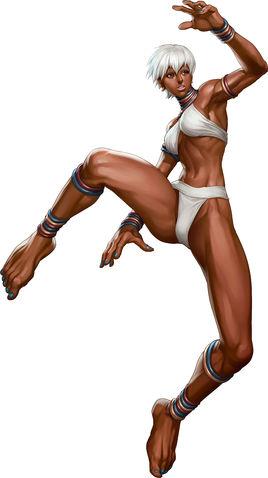 Elena (Street Fighter)