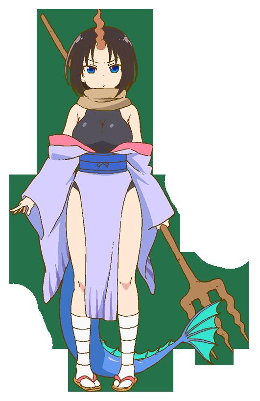 Elma (Miss Kobayashi's Dragon Maid)