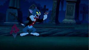 Gotcha, mousey!
