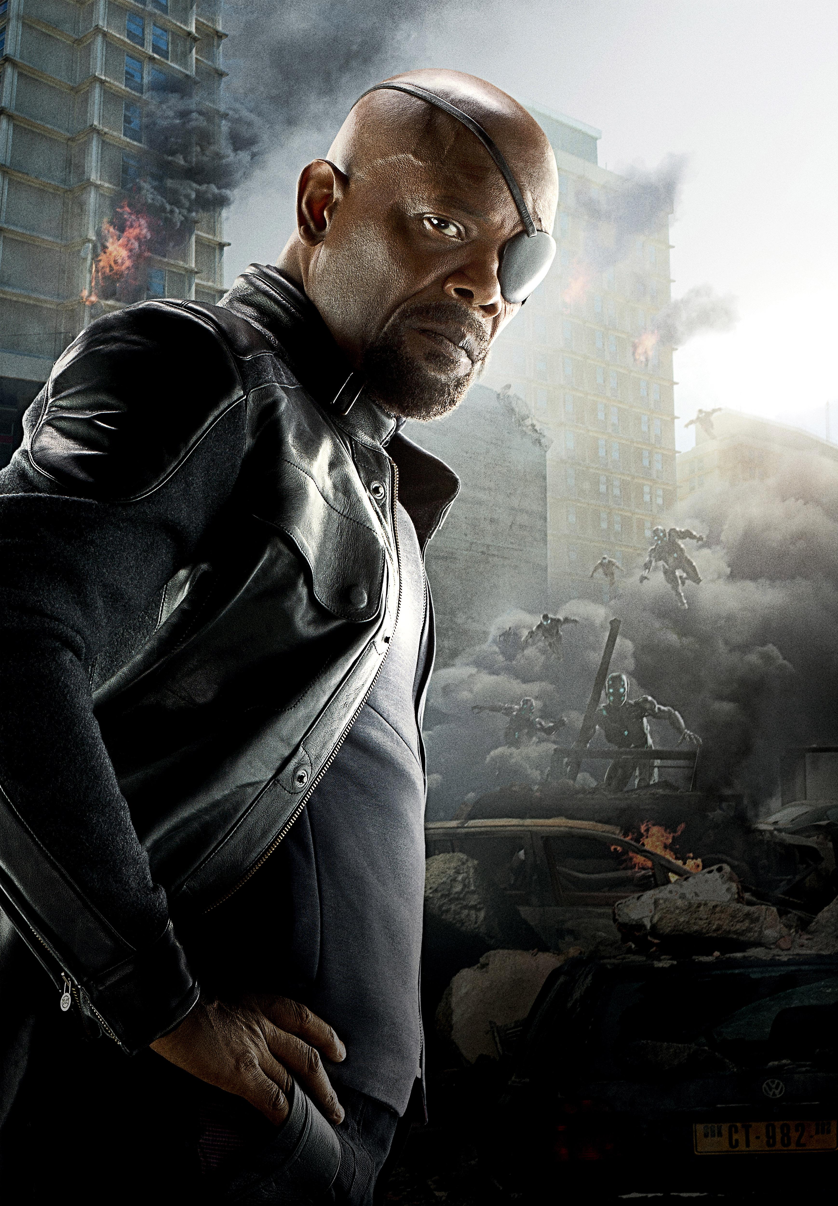Nick Fury (Marvel Cinematic Universe)