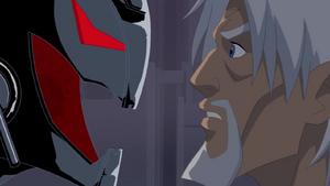 Tony and Ultron (NAHT)