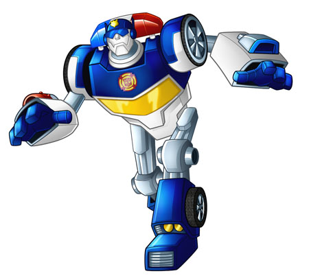 Chase (Transformers)
