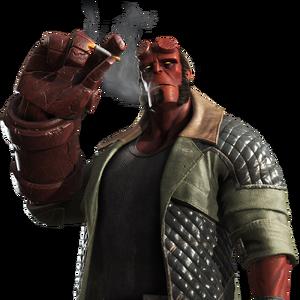 DLC Hellboy