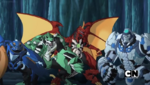 Drago, Lupitheon, Vicerox and Gorthion (Be ready everyone)