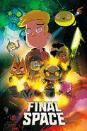 Final Space season 2 poster