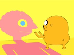 Jake and Prismo