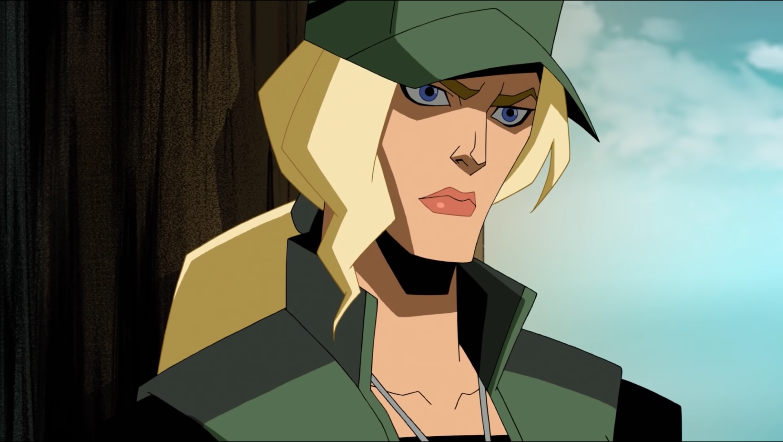 Sonya Blade (Mortal Kombat Legends: Scorpion's Revenge)
