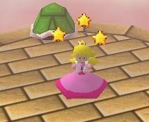 Mario Party 64 peach dizzy