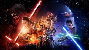 The Force Awakens Wallpaper
