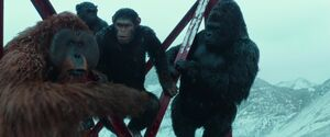 War For The Planet Of The Apes 2017 Screenshot 1284