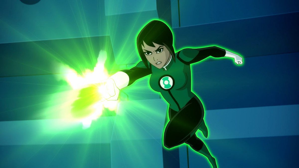 Jessica Cruz (DC Animated Universe)