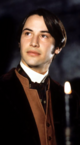 Bram Stoker's Drcaula - Jonathan Harker protrayed by Keanu Reeves