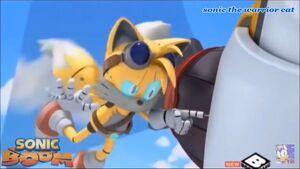 Cyborg Tails 1