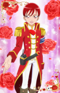 KKPCALM 30 Prince of Hearts Akira
