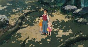 Kusakabe family