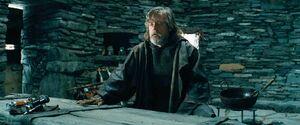 Luke Mourning Han