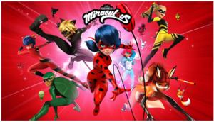 Miraculous superheroes