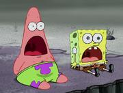 Spongebob & Patrick Jaws Drops