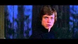 Star Wars Episode VI - Luke Confronts Darth Vader - 1080p HD
