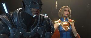 Supergirl Batman