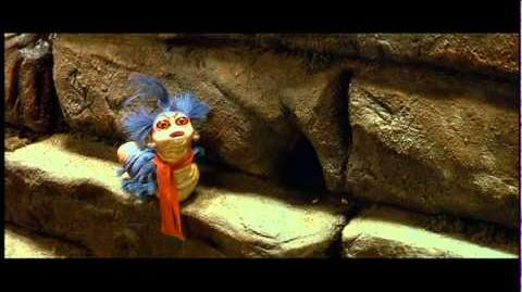 Worm - Labyrinth - The Jim Henson Company