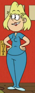 Rita's Dentist's Outfit