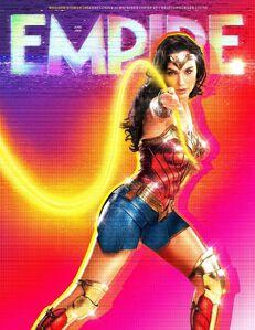 Wonder Woman 1984 Promo Magazine