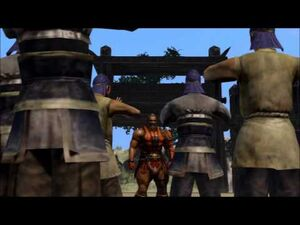 Dynasty Warriors 8; Empires, Huang Gai, All Cutscenes