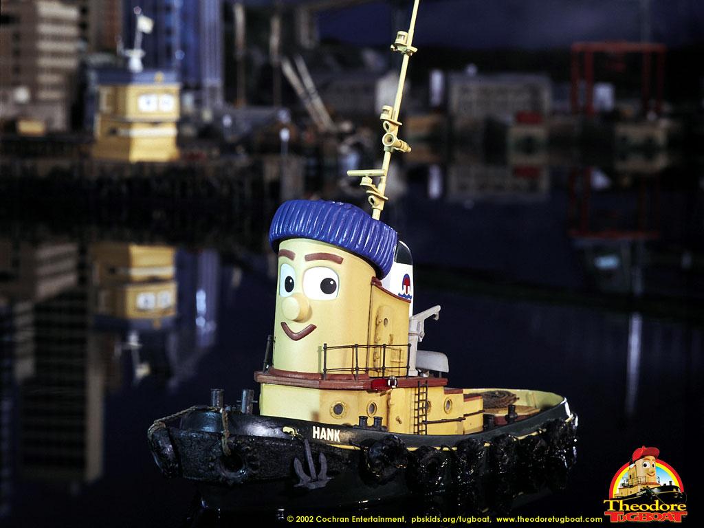 Hank (Theodore Tugboat)