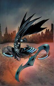 Batman Vol 2 0 Textless Variant