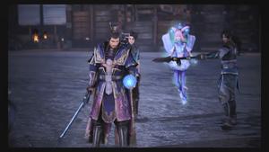 Dynasty Warriors Godseekers - All Cutscene Movie (English) (1080p).mp4 snapshot 37.56.606