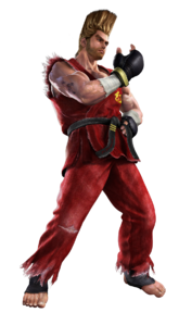 Paul Phoenix - Full-body CG Art Image - Tekken 6