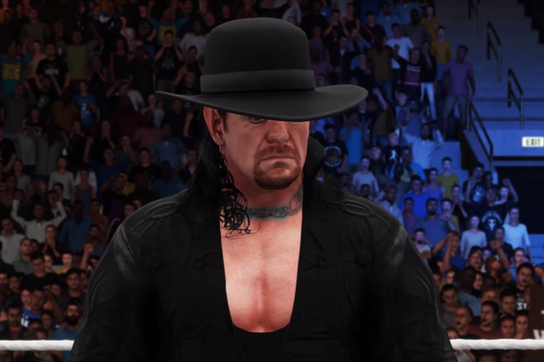 The Undertaker (WWE Video Games)
