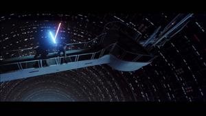 Vader advances