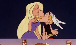 Asterix Falbala