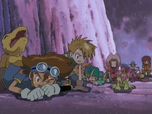 DigiDestined are in trouble