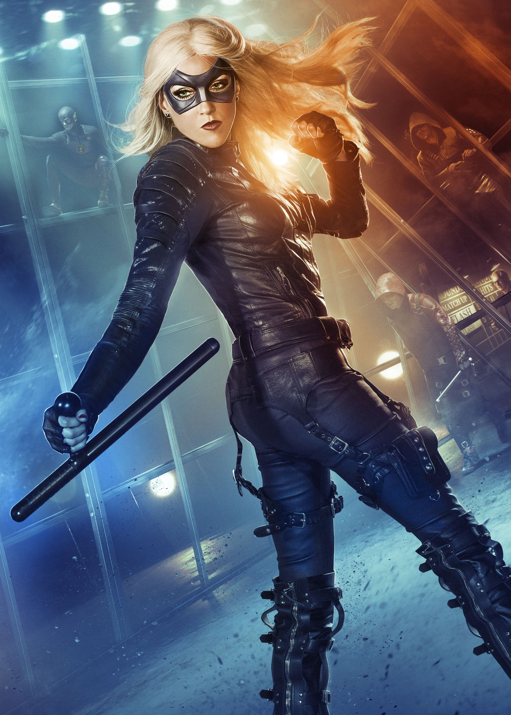 Laurel Lance (Arrowverse: Earth-1)
