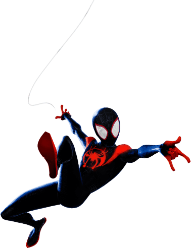 Miles Morales (Spider-Man: Into the Spider-Verse)