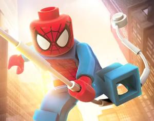 Spider-Man Lego Marvel