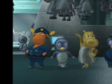 The Space Police