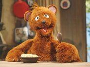 Baby Bear's breakfast