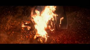 Darth Vader caught