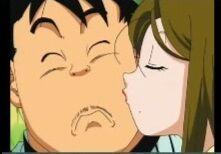 Dr slump 2 EP65 midori kisses senbei