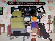 Intelligence Command Center