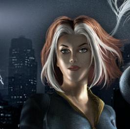 Rogue x-men legends II